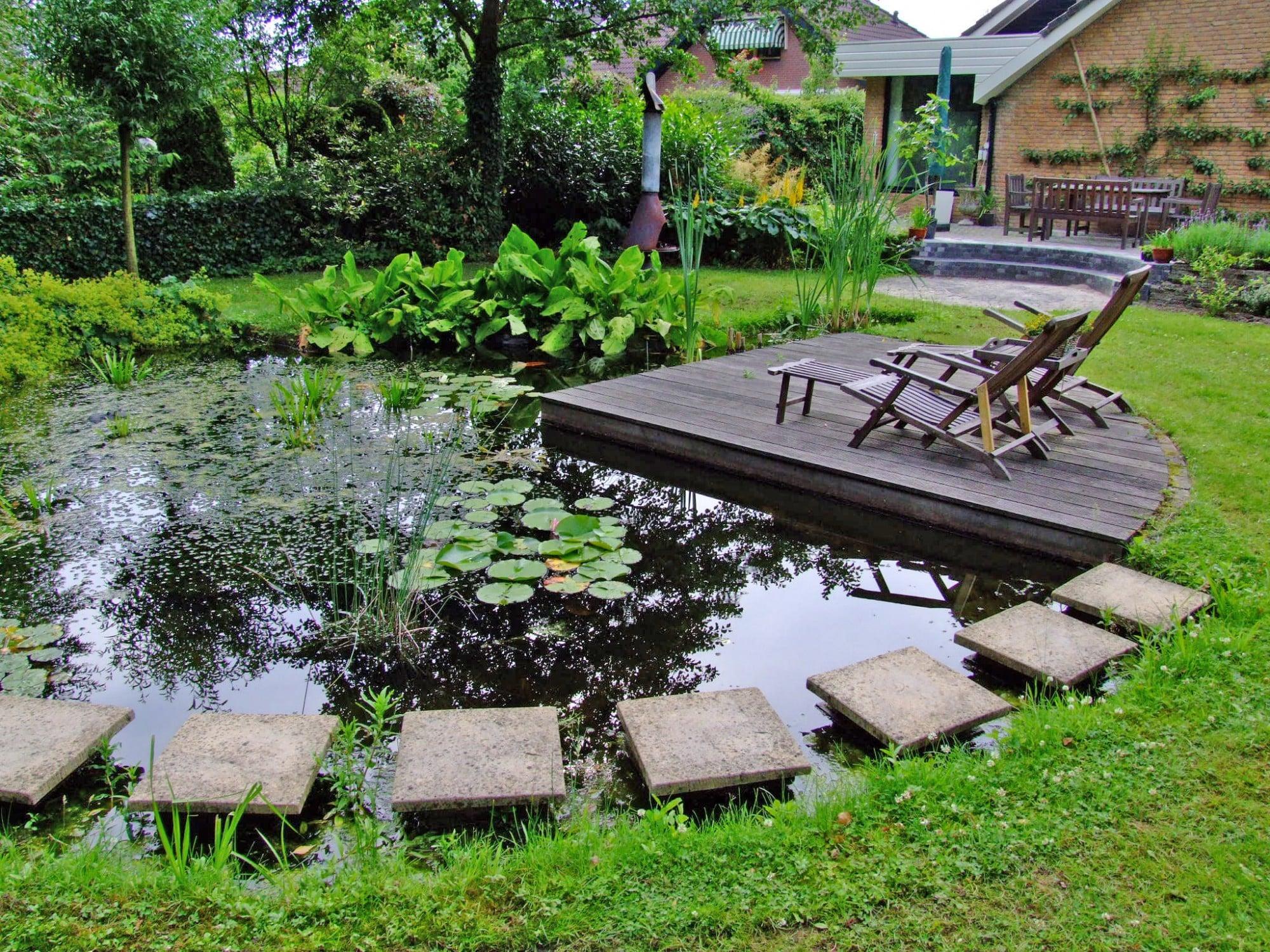 Natuurlijke tuin passie voor tuinen for Tuinontwerp natuurlijke tuin
